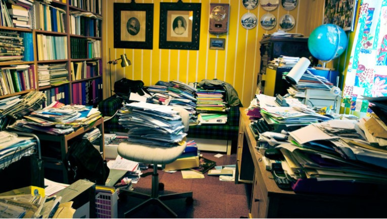 Science Reveals How Clutter Impacts You