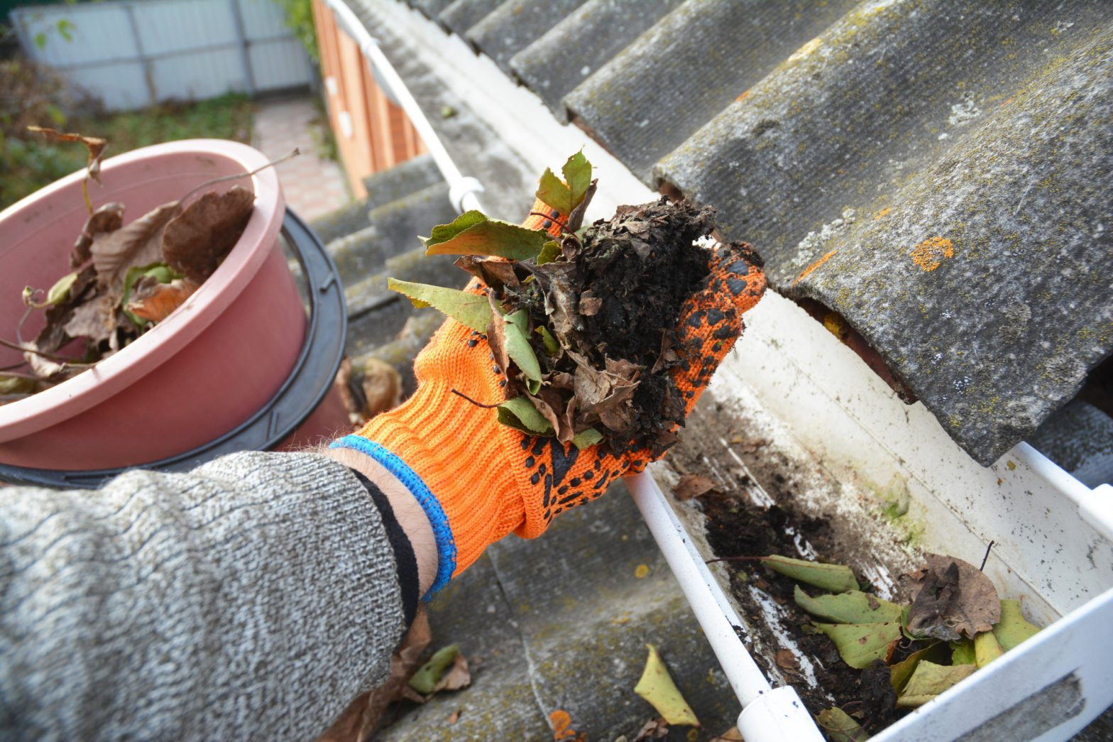How to Prepare for Roof Gutter Cleaning Before Fall in Chicago