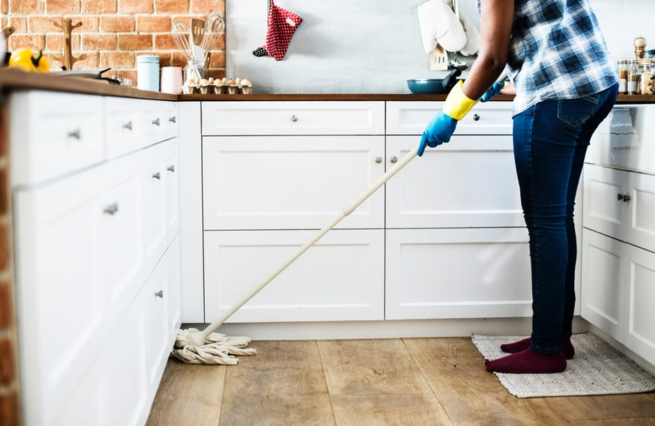 House cleaning, how to deep clean your house the right way